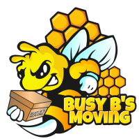 This is the Busy B's Logo